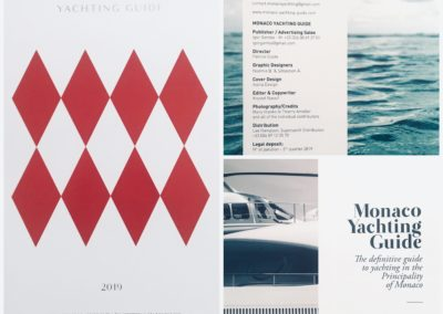 MONACO YACHTING GUIDE: content writing in English